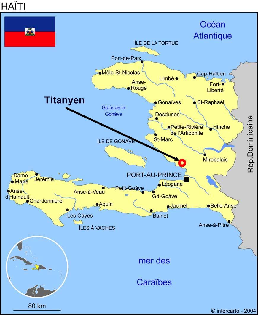 carte Haiti 3